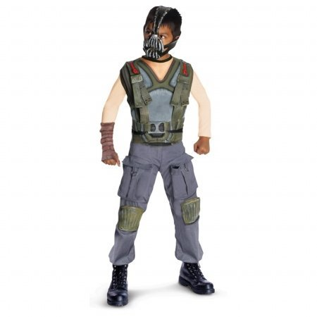 Rubies Costumes The Dark Knight Rises Deluxe Bane Child Costume Large - 12-14