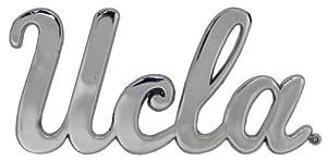 Buy NCAA UCLA Bruins Chrome Auto Emblem by Stockdale
