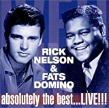echange, troc Rick Nelson, Fats Domino - Absolutely the Best Live