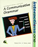 Interactions: A Communicative Grammar Stage I (0071143696) by Kirn, Elaine