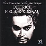 Dietrich Fischer-Dieskau - Close Encounters with Great Singerspar DIVERS