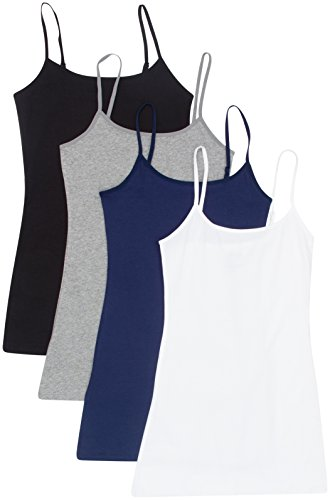 4-Pack-Active-Basic-Womens-Basic-Tank-Tops