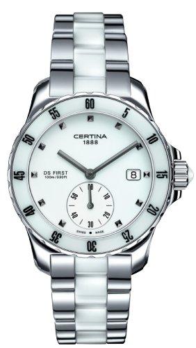 Certina Ladies'Watch XS Analogue Quartz Stainless Steel C014,235,11,011,01