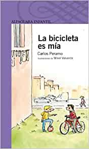 La bicicleta es mía: Carlos Peramo Alcay, Mikel Valverde Tejedor