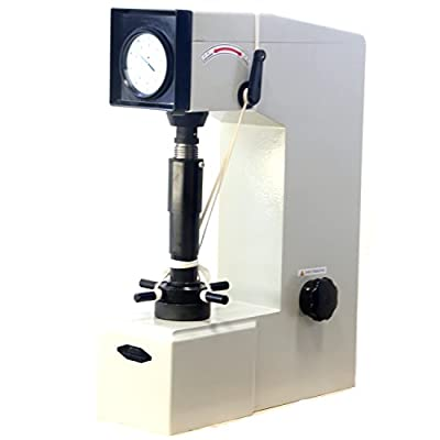Bench Top Rockwell Hardness Tester Hr 150 a Testing Table Test Block HRC HRA B , Portable - 150kfg Accessories Hard Metal