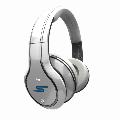 SYNC by 50 Cent Wireless Headphones  (White)