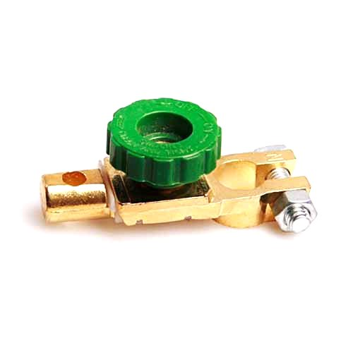 Vehicle Cut Off Kill Switch Side Post Battery Master Disconnect Isolator Heavy Duty (Side Battery Switch compare prices)