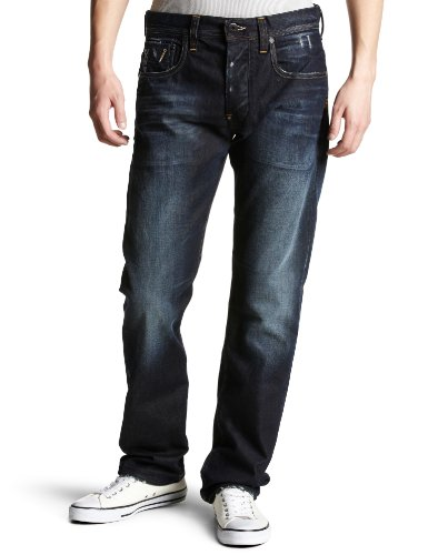 Jeans Attacc Straight Travis Wash G-Star W36 L36 Men's