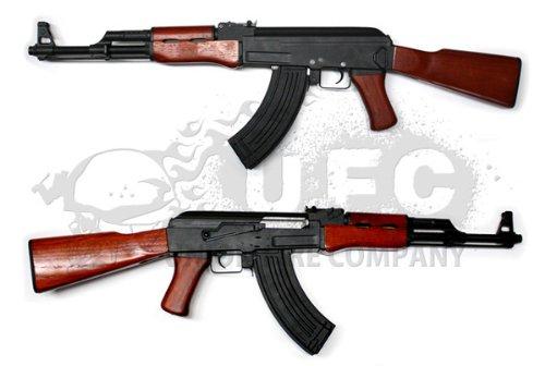 CM042 AK-47 電動ガン (リアル ウッドストックバージョン)
