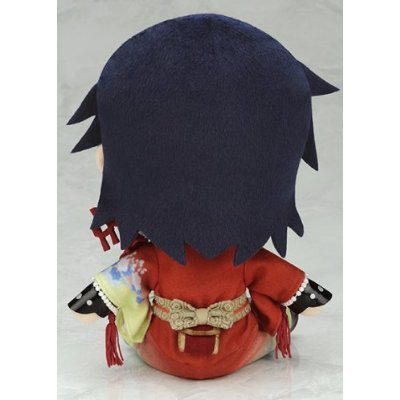 DRAMAtical Murder Koujaku Plush Nitro+CHiRAL/Gift from JAPAN Anime Cosplay Figure/doll the murder wall
