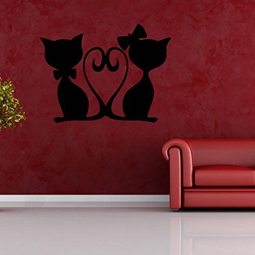 cuore-cat-coppia-wall-sticker-animale-adesivo-art-disponibile-in-5-dimensioni-e-25-colori-piccolo-ba