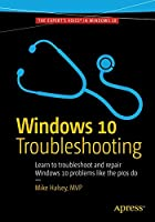 Windows 10 Troubleshooting Front Cover