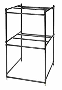 Arnold Lawn Display Mower Rack 8 In. H X 3 Ft.