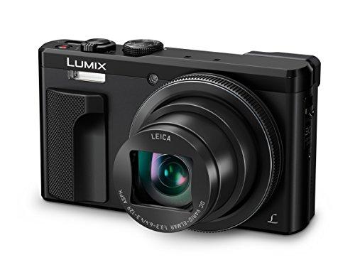 Panasonic-DMC-TZ81EG-K-Lumix-High-End-Travelzoom-Kamera-30x-Leica-Zoom-4K-25p-Video-Sucher-mit-Augensensor-76-cm-3-Zoll-Touch-LCD-manueller-Fokus