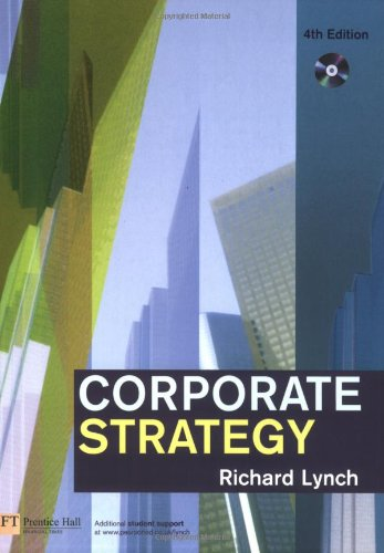 Corporate Strategy (4th Edition)