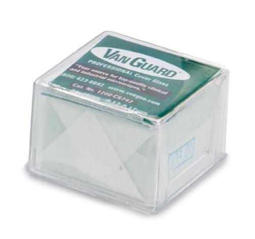 Vee Gee 1200-Cs242-Amz Microscope Slide Cover Glass (Box Of 100)