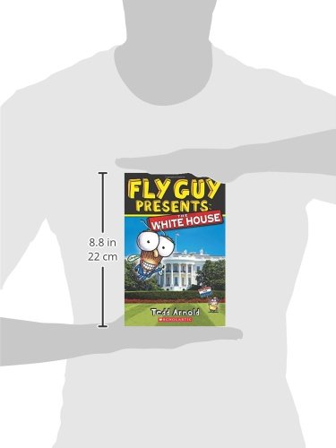 Fly-Guy-Presents-The-White-House-Scholastic-Reader-Level-2