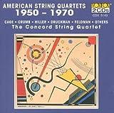 American String Quartets, 1950-1970