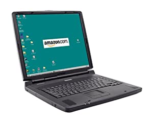 Compaq Presario 3050US Laptop (3.06-GHz Pentium 4, 512 MB RAM, 60 GB Hard Drive, DVD/CD-RW Drive)