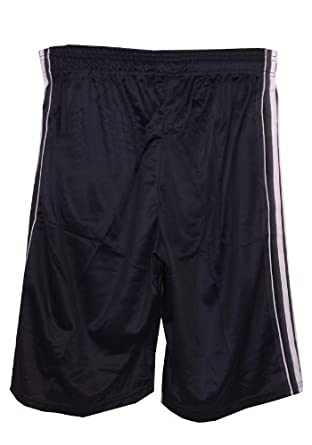 Buy G Zap Mens Basketball Active Shorts with Striped Side by G Zap