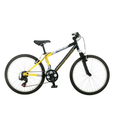 2005 Mongoose Pro Rockadile Girls 24 Inch Mountain Bike (13 Inch