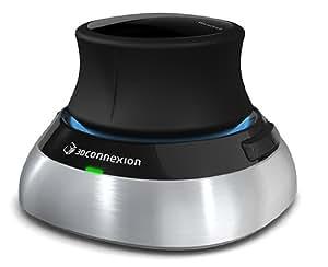 3D Connexion SpaceMouse Wireless Maus schwarz/silber