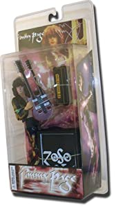 "Led Zeppelin: Jimmy Page 7"" Action Figure"