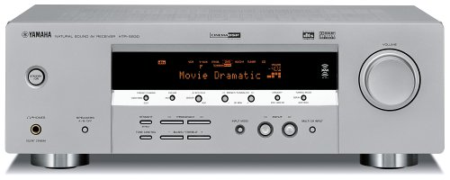 Compare yamaha htr 5930sl 5 1 channel digital home theater for Yamaha home theater amplifier