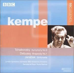 Symphony 5/Rhap Cl 1/Sinfonietta