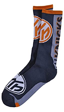 Buy For Bare Feet NBA NY Knicks Jump Key Curve Sport Socks 10-13 by For Bare Feet