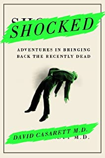 Book Cover: Shocked: Adventures in Bringing Back the Recently Dead