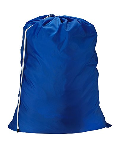 nylon-laundry-bag-royal-blue-30-x-40-sturdy-rip-and-tear-resistant-nylon-material-with-drawstring-cl