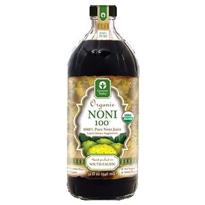Genesis Today Organic NONI 100 -- 32 fl oz