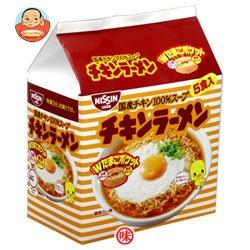 日清食品チキンラーメン1箱5食入×6袋