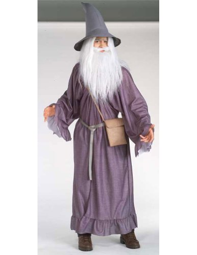 Adult-Costume Gandalf Halloween Costume - Most Adults