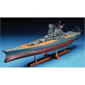 【クリックで詳細表示】Amazon.co.jp | 1/250 戦艦 大和 | ホビー 通販