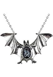Drakvlya Gem Necklace by Alchemy Gothic, England