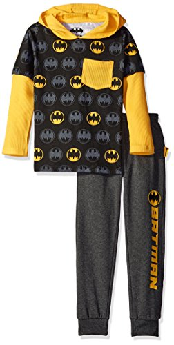 Warner Brothers Boys' Batman 2-Piece Set at Gotham City Store