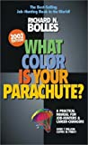 What Color is Your parachute? (1580083412) by Richard Bolles