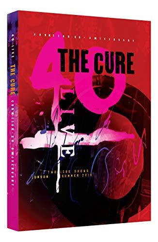 DVD : 40 Live Curaetion 25 + Anniversary (2 Discos)