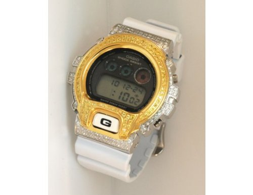 Techno Master Casio Watches 6900 G Shock Mens Crystal Watch