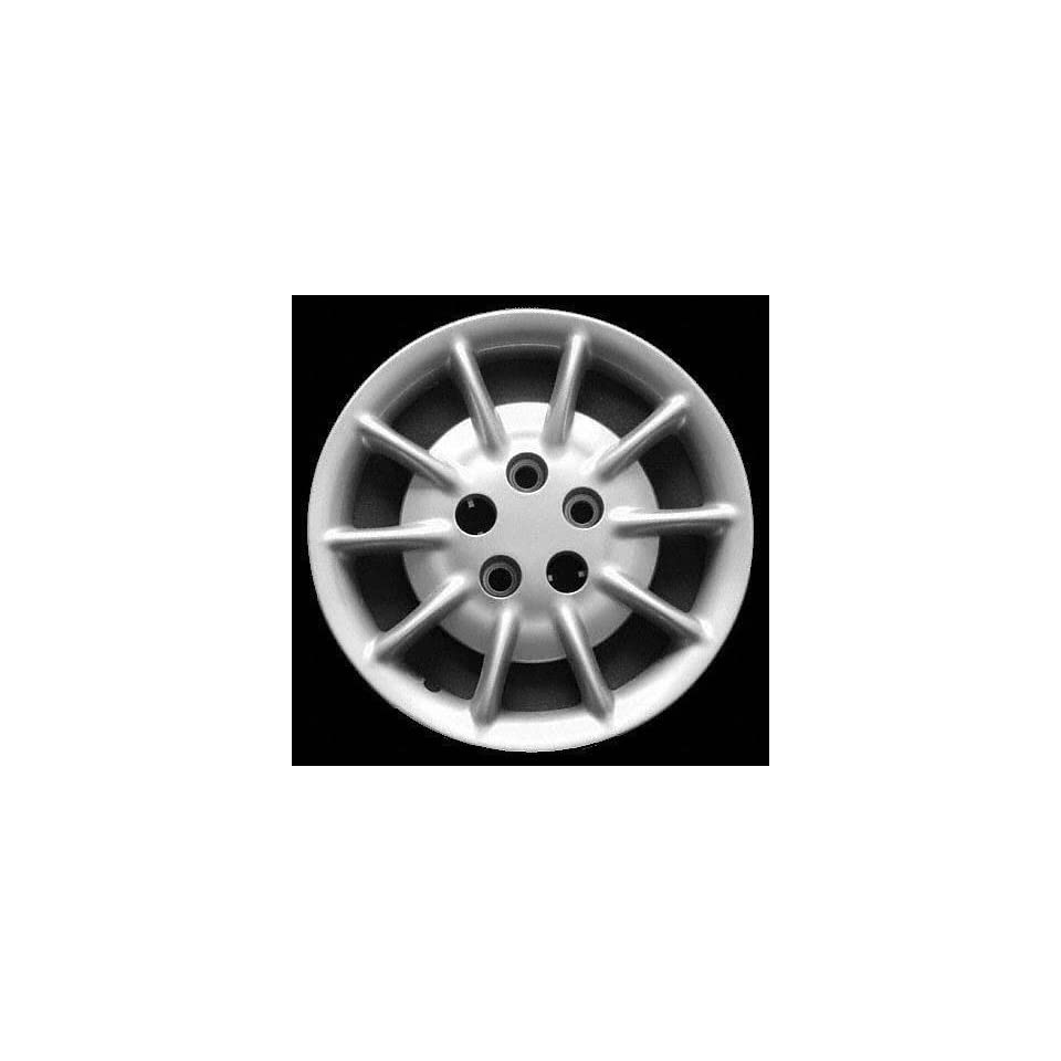 98 01 CHRYSLER CONCORDE WHEEL COVER HUBCAP HUB CAP 16 INCH, 10 SPOKE BRIGHT SILVER 16 inch (center not included) (1998 98 1999 99 2000 00 2001 01) C261251 FWC00527U20