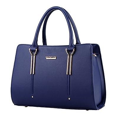 GUGGE Ladies Sweet Stereotypes Stylish Shoulder Bag PU Leather Handbag