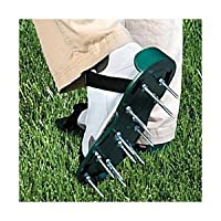 Wealers Green Spiked Lawn Aerator Foot S...