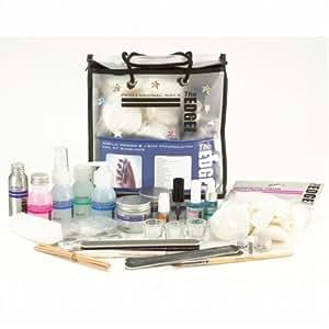 The EDGE Nails Acrylic Liquid & Powder Encapsulation Kit