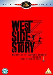 West Side Story [Special Edition] [DVD] [1961]