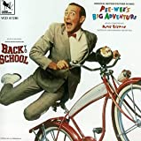 Pee Wee's Big Adventure (1985 Film) / Back To School (1986 Film): Original Motion Picture Scores [2 on 1]