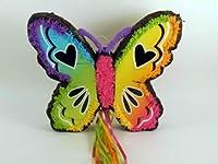 Neon Butterfly Pinata from YA OTTA PINATA