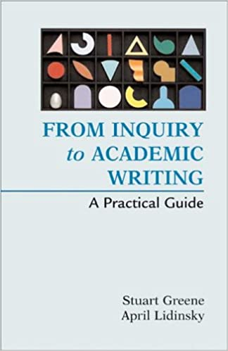 From inquiry to academic writing master thesis in german universities