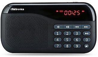 Portronics POR-141 Portable Speaker (Black)